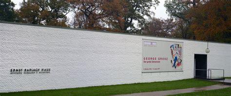 Ernst Barlach Haus George Grosz  Der Große Zeitvertreib