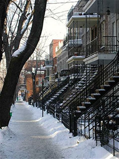 montreal heritage staircases rdc inc