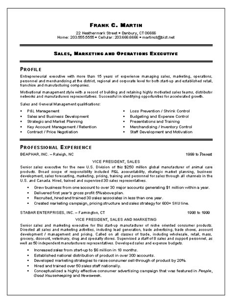 Great Resume Sles by Resume Sles For All Titles Articles And Career