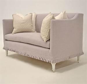 quatrine custom furniture antoinette loveseat slipcover With quatrine furniture slipcovers