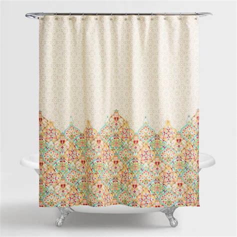 shower curtains world market moroccan shower curtain world market curtain menzilperde net