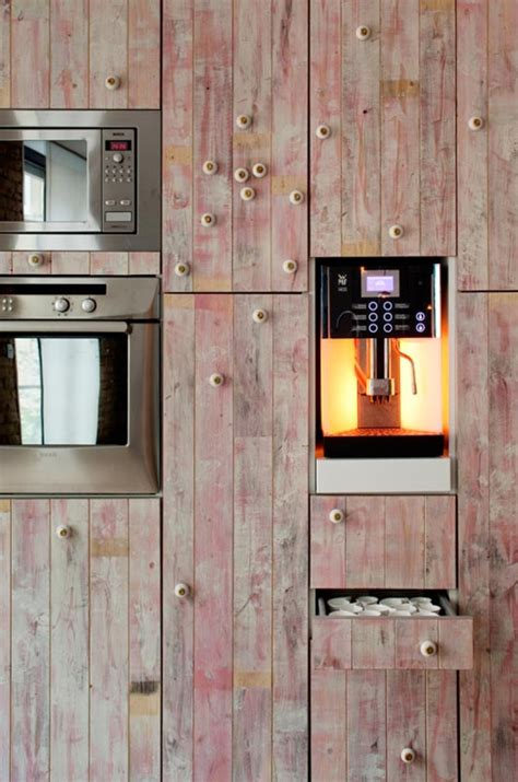 cuisine original loft original à la décoration rock 39 n roll un trésor d