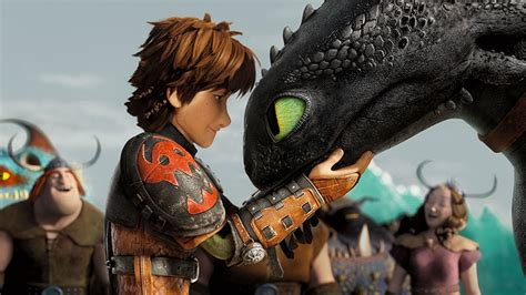 train  dragon  hidden world official