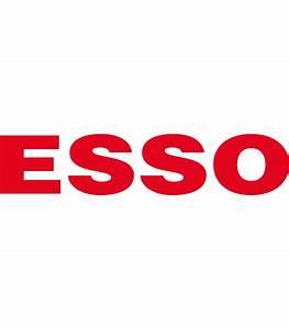 Esso sticker kopen | Sign & Styling Oss