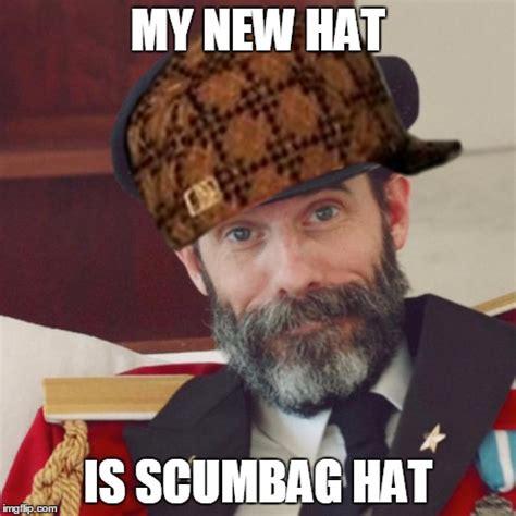 Scumbag Hat Meme Generator - cap imgflip