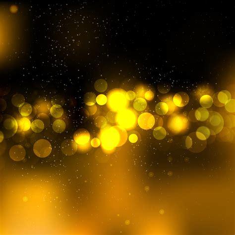Black Gold by Black Gold Bokeh Background