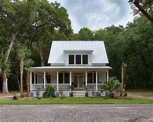 medium sized custom farmhouse w wrap around porch 7 hq With custom built metal homes