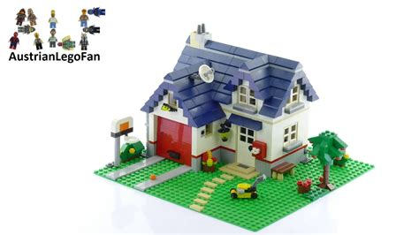 Lego Creator 5891 Apple Tree House