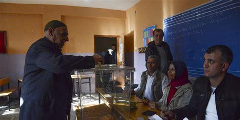 bureau de vote ouverture turquie ouverture des bureaux de vote pour le référendum
