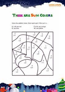 Free Printable Christmas Math Worksheets