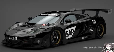 Johnnie Walker Mclaren Mp4-12c Gt3