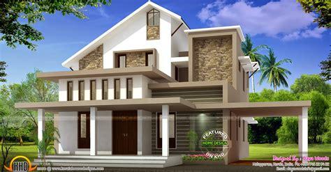 interior design in kerala homes low budget semi contemporary home kerala home design and