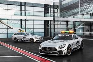 Deze Safety Car Krijgt De F1 In 2018 Autoblognl