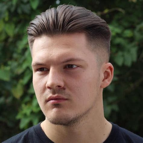 Type de coiffure homme