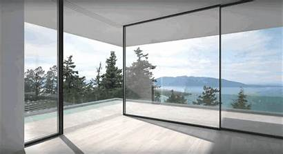 Doors Door Window Architizer Corner Seamless Glass