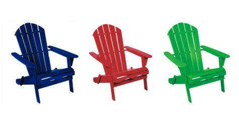 Living Accents Folding Adirondack Chair Assembly by Ace Hardware Folding Adirondack Chair Fabulessly Frugal