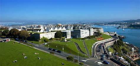 Puic At Plymouth University, South Coast Of England
