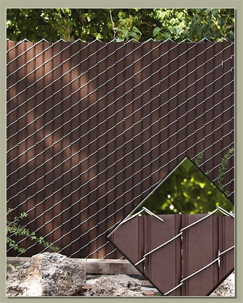 cover for chain link fence privacy slat for chain link fence home exterior ideas pinterest chain link fencing fences