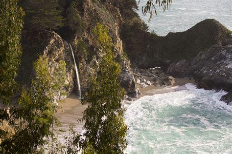 big surs mcway falls trail  undergo needed