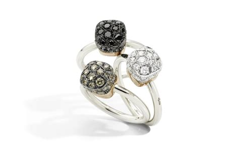pomellato anello montres bijoux pomellato genova pomellato argento