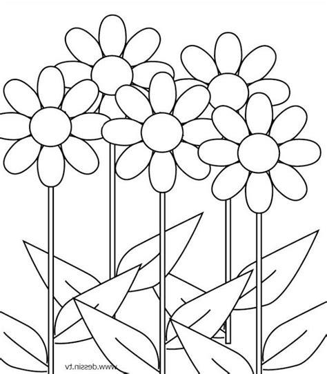 mewarnai gambar bunga hitam putih