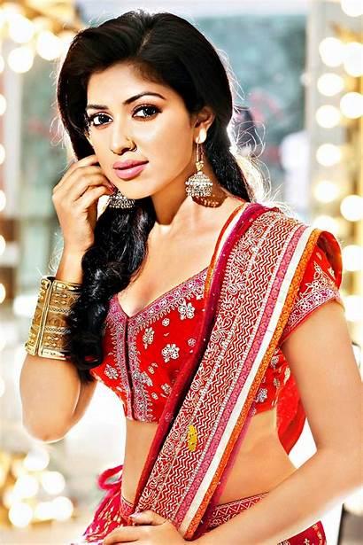 Tamil Actress Saree Amala Paul Plus Wallpapers