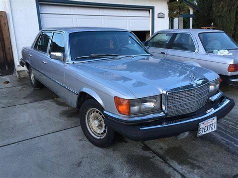 Favorite this post mar 11 1991 mercedes benz 500 sl 1979 Mercedes-Benz 450SEL for sale #2267825 - Hemmings Motor News