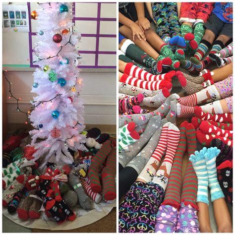 sock gift exchange tonya s treats for teachers sock exchange