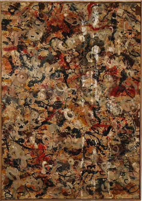jackson pollock  drips  millions art