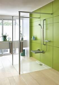 Les 25 meilleures idees de la categorie salle de bains for Porte de douche coulissante avec salle de bain personnes agées