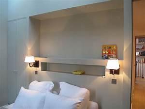 Dressing Autour Du Lit : les 103 meilleures images propos de tete de lit sur ~ Premium-room.com Idées de Décoration