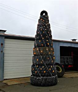 Sapin Noel Original : sapin de noel original en pneu tuxboard ~ Preciouscoupons.com Idées de Décoration