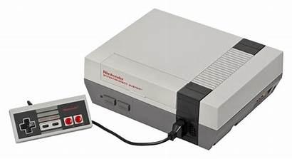 Nintendo Nes 1980s Gold System Entertainment 1980