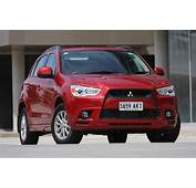 2012 Mitsubishi ASX 4WD DI D Manual Review