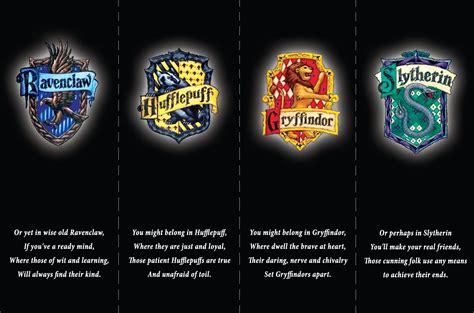 Hogwarts House Test call me kris harry potter house test