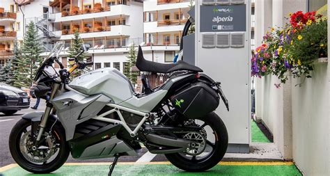 How To Charge The Energica Ego And Eva Electric Motorcycles