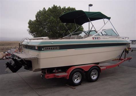 Used Cobalt Boats For Sale California by 1988 Used Cobalt 21 Br Bowrider Boat For Sale 7 200