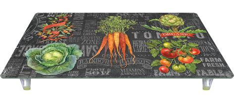 instant counter chalkboard veggies  stove top accessories