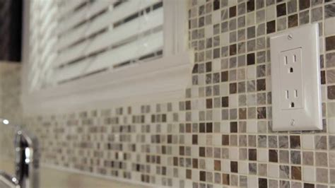 how to install kitchen backsplash rona how to install mosaic tiles