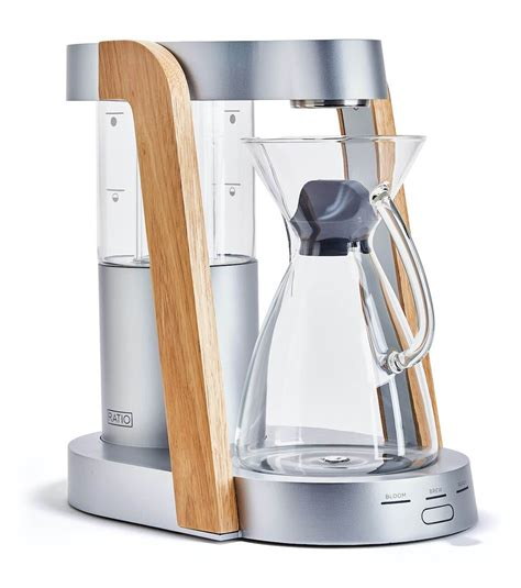 Drip coffee is the method that most people think of when they consider a cup of coffee. Ratio Eight Coffee Maker (Certified Refurbished)