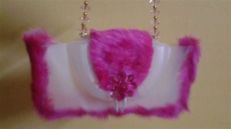 Best Out Of Waste Plastic Can Transformed To Fancy Purse