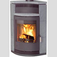Fireplace Kaminofen »lyon«, Naturstein, 8 Kw, Für Die Ecke