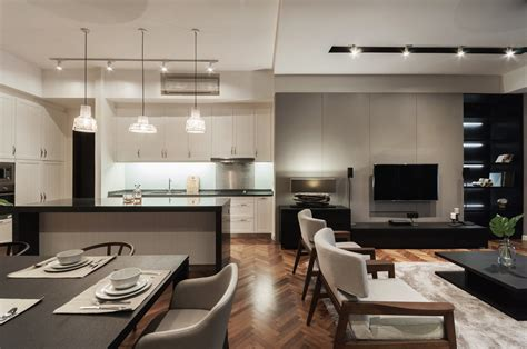 interior design andaman quayside resort condominium penang