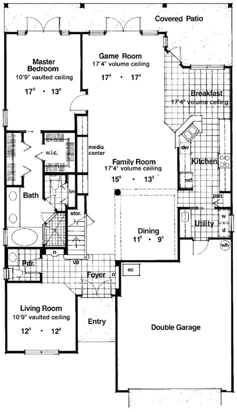 delightful two story house plans with loft terrific two story house plan 63066hd 1st floor master