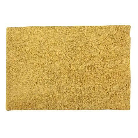 marque chambre bébé tapis à poils longs jaune 120 x 180 cm magic maisons du