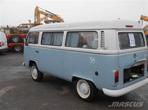volkswagen kombi volkswagen kombi cars year of manufacture 2016 mascus uk
