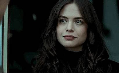 Conor Leslie Donna Troy Titans Oops Face