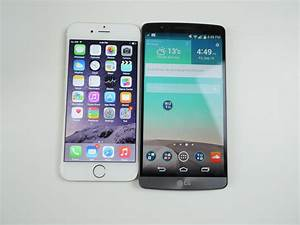 iPhone 6 VS LG G3 Comparison and SPEED TEST - YouTube