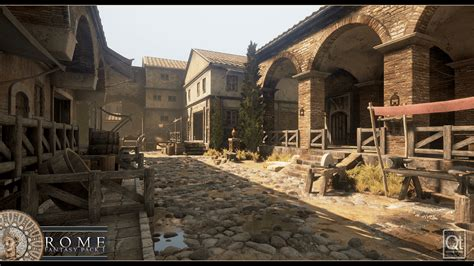 rome fantasy pack   quantum theory  environments