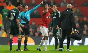 Cuneyt Cakir, referee for Manchester Unied v Real Madrid ...
